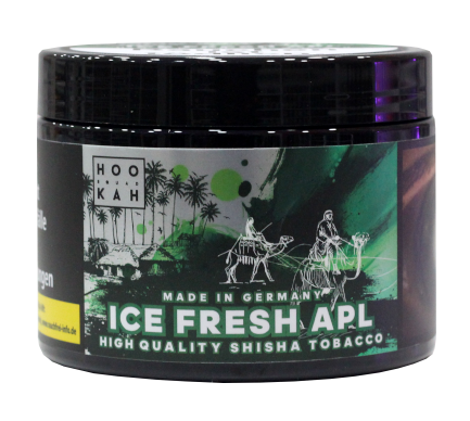 Hookah Squad Ice Fresh Apl - 200g