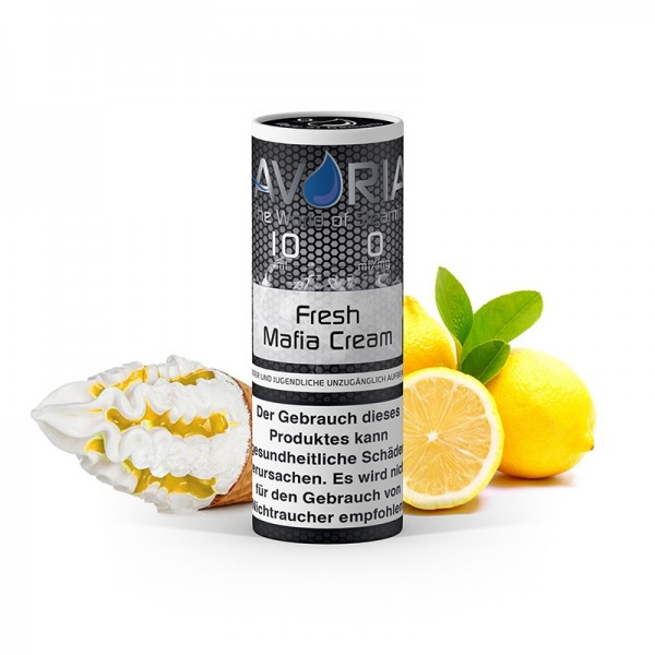 Avoria - Fresh Mafia Cream - 10ml
