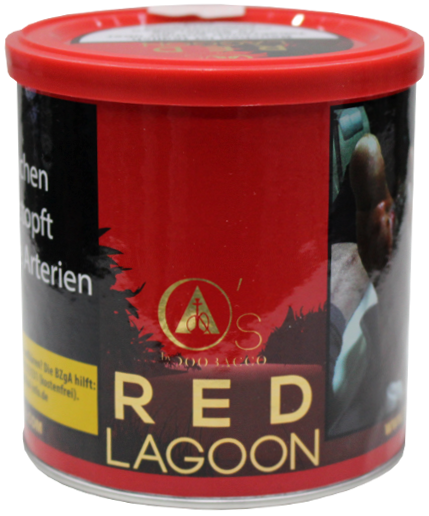 O's Tobacco Red Lagoon 200g