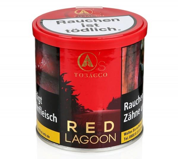 O's Tobacco Red Lagoon 200g