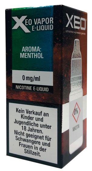 Xeo - Menthol - 10ml