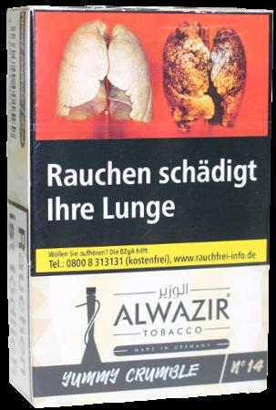 ALWAZIR Tobacco Yummy Crumble - 50g
