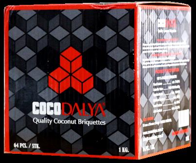 Cocodalya - 1kg - Naturkohle