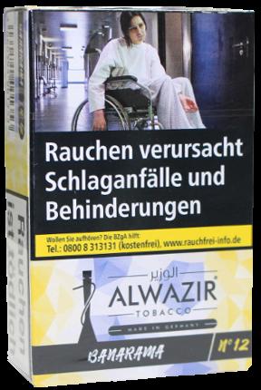 ALWAZIR Tobacco BANARAMA - 50g