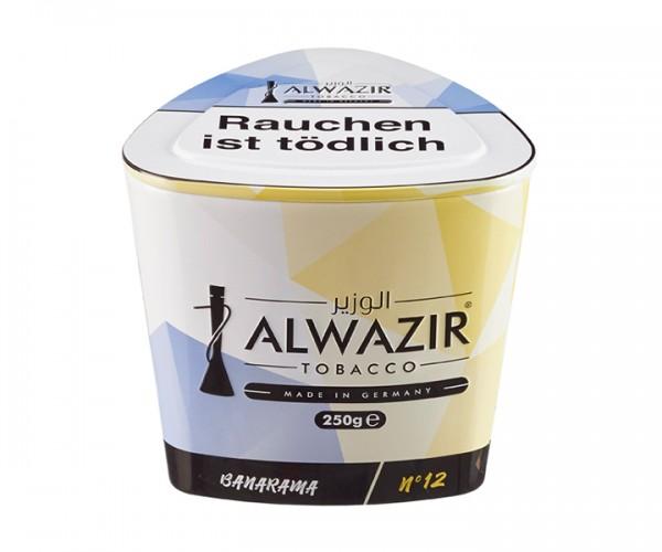 ALWAZIR Tobacco BANARAMA N12- 250g