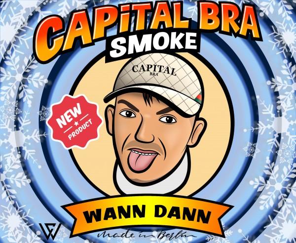 Capital Bra Smoke Wann Dann 200g