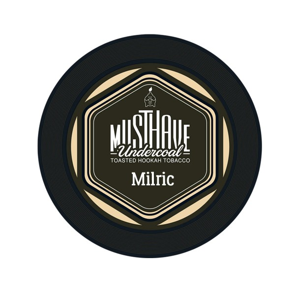 Musthave Tabak Milric 200g