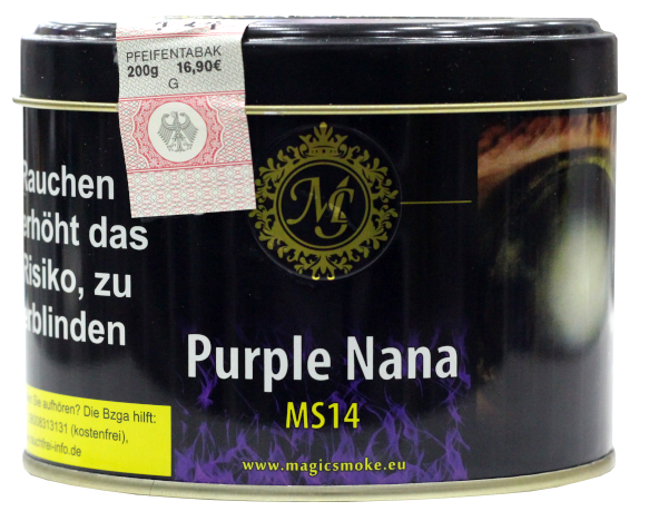 Magic Smoke - Purple Nana MS14 - 200g
