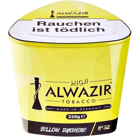 ALWAZIR Tobacco Yellow Sunnshine N32- 250g