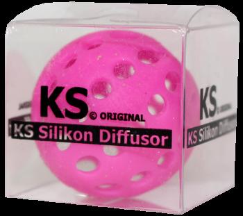 KS Original - Silikondiffusor - Rund - Pink