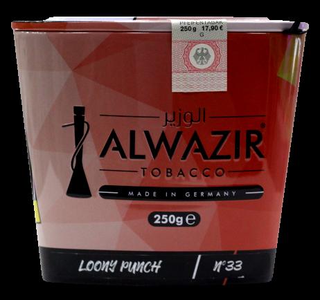 ALWAZIR Tobacco Loony Punch - 250g