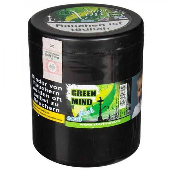 Start Now Green Mind Fresh #033 - 1000g