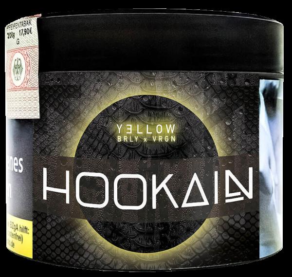 Hookain Tobacco - Yellow - 200g