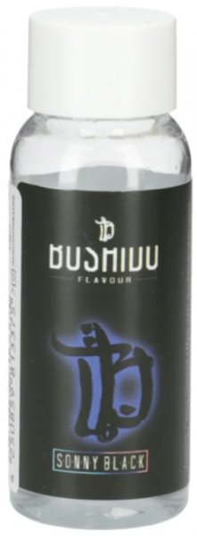 Bushido Aroma-Shot SONNY BLACK 20ml