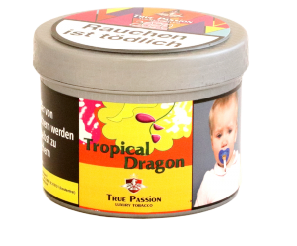 True Passion Tropical Dragon 200g