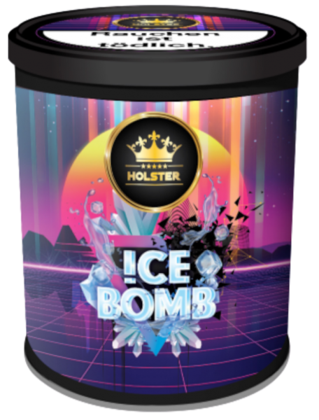 Holster Tobacco Ice bomb 200g