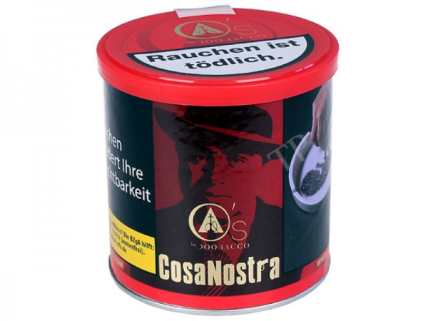 O's Tobacco Red Cosanostra 200g