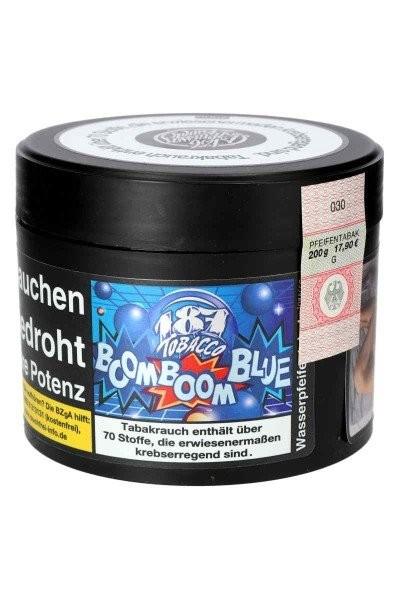 187 Tobacco Boom Boom Blue 200g
