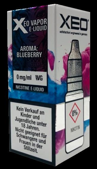 Xeo - Bluberry - 10ml