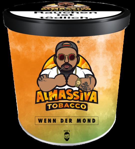 Al Massiva Tobacco - Wenn der Mond - 200g