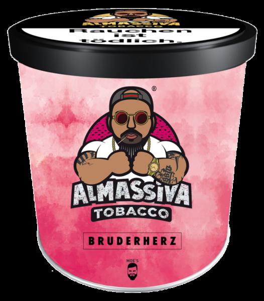 Al Massiva Tobacco - Bruderherz - 200g