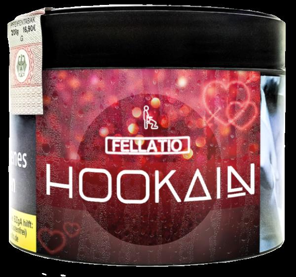 Hookain Tobacco Fellatio 200g