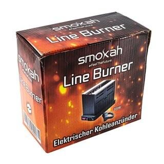 Smokah Line Burner Toster 800w