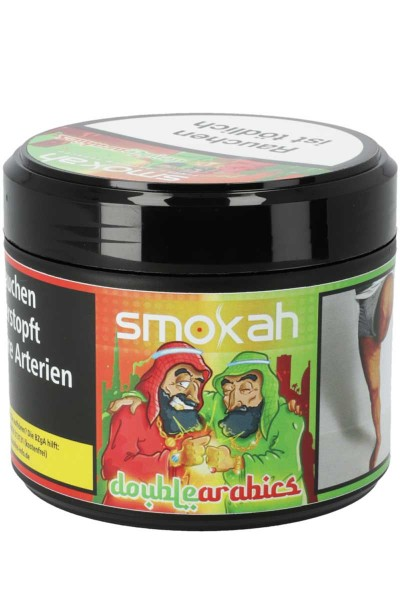 Smokah Tabacco Double Arabics 200g