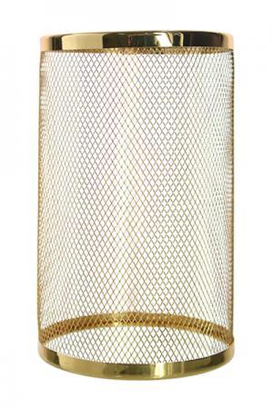 Kaya Windschutzgitter Gold