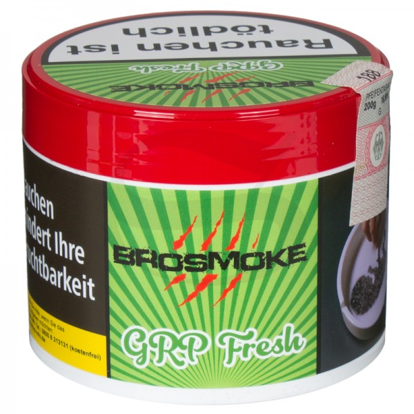 Brosmoke - Grp Fresh - 200g