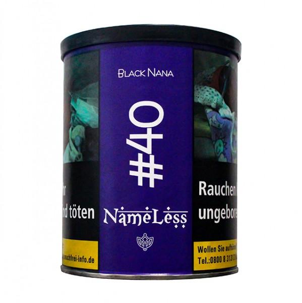 Nameless #040 Black Nana 1kg