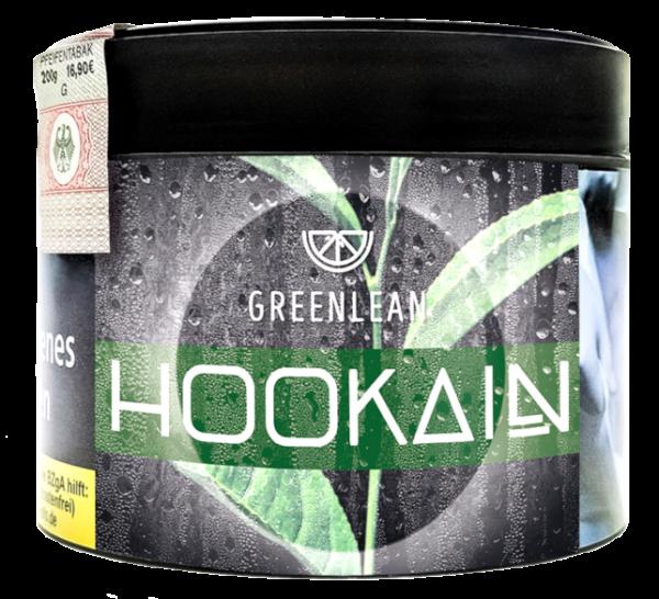 Hookain Tobacco - Green Lean - 200g