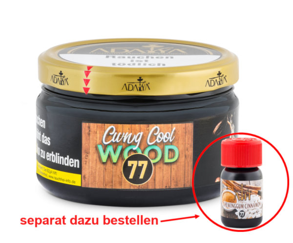Adalya Cwng Cool Wood 77 - 200g
