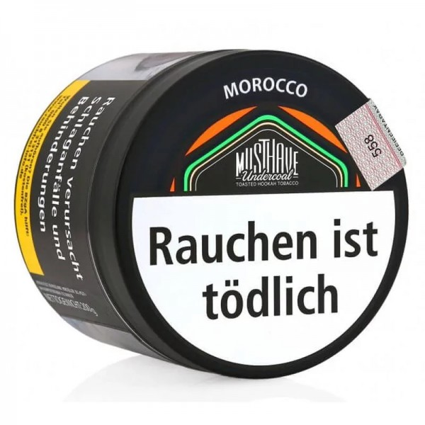 Musthave Tabak Morocco 200g