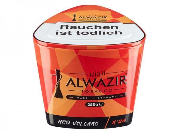 ALWAZIR Tobacco Red Volcano N24 -250g