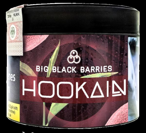 Hookain Tobacco Big Black Barries 200g