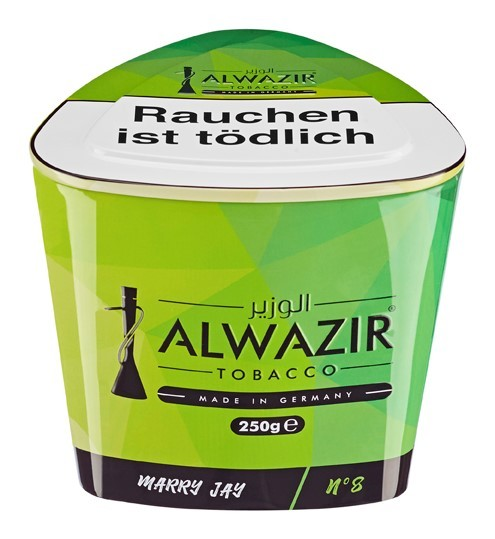 ALWAZIR Tobacco Marry Jay N8 -250g