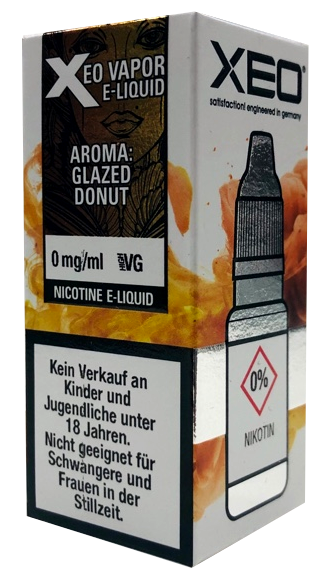 Xeo - Glazed Donut - 10ml