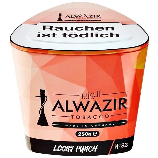ALWAZIR Tobacco Loony Punch N33 -250g