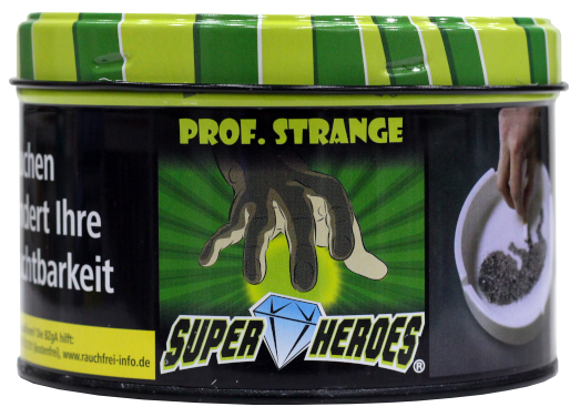 Super Heroes Tobacco - Prof. Strange - 200g