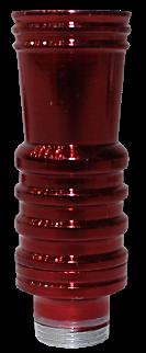 Schlauchadapter Universal - Chrome Rot