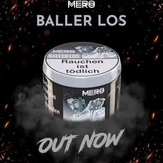 MERO Tabak Baller Los 200g