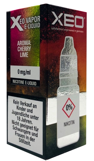 Xeo - Cherry Lime - 10ml