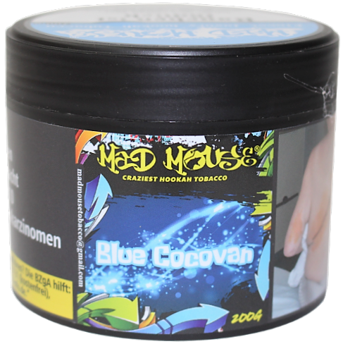 Mad Mouse Tobacco - Blue Cocovan - 200g