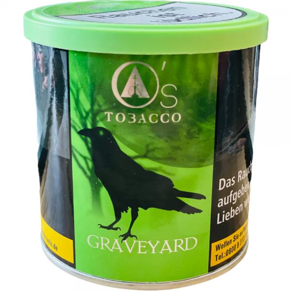 O's Tobacco Green Graveyard 200g