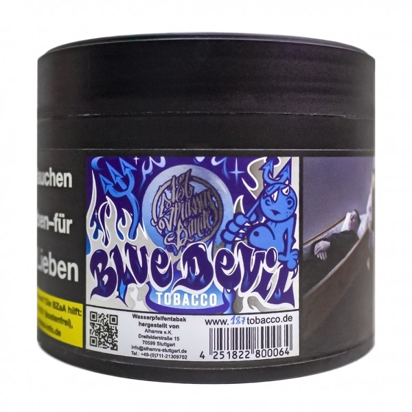 187 Tobacco Blue Devil 200g