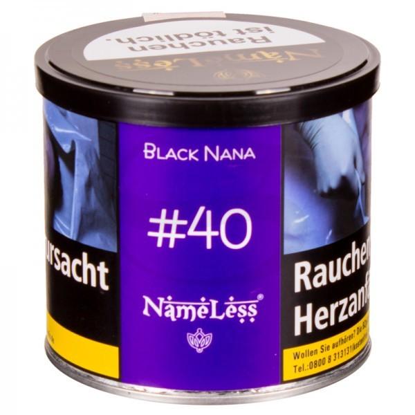 Nameless #040 Black Nana 200g