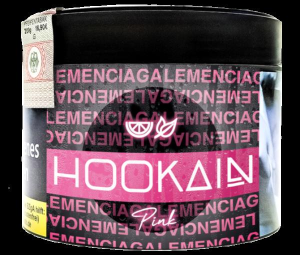Hookain Tobacco Pink Lemenciaga 200g