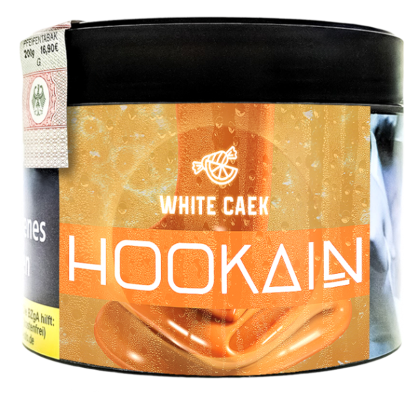 Hookain Tobacco White Cake 200g
