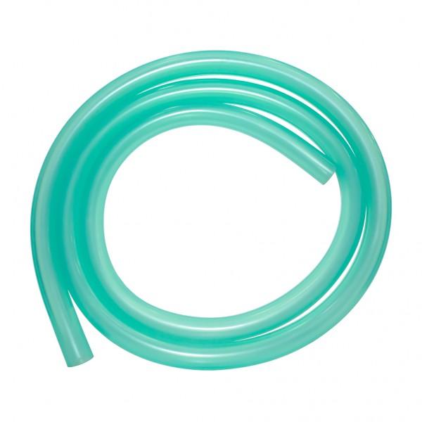 Shisha Silikonschlauch Glanz Transparent Grün